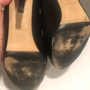 CHANEL Shoes - Chanel Heels